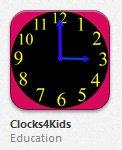 Clock 4 Kids