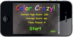 Color Crazy Home Page