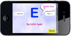 Spoken ABC Screen
