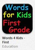Words For 1st Grade